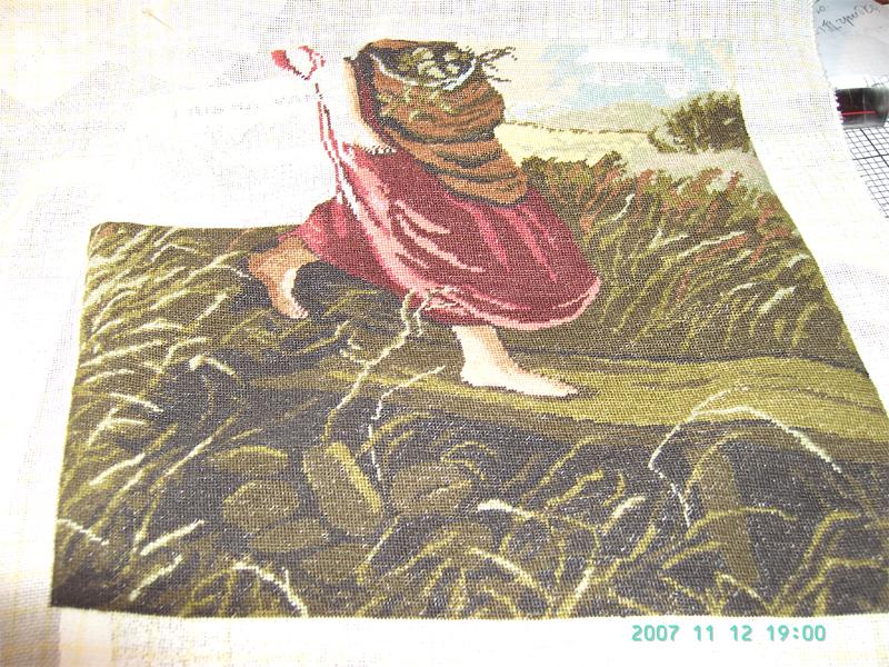 Картина дети бегущие от грозы